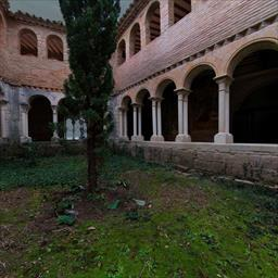 Virtual tour Cloister Alquézar